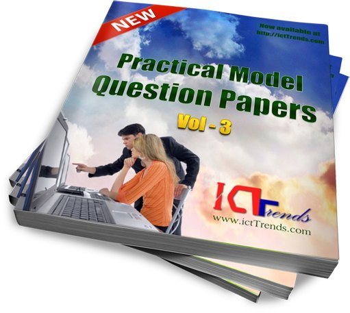 Practical Model Question Papers Vol 3