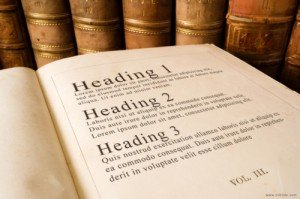 Microsoft Word Questions #2 – What's the best way to create headings in Word?