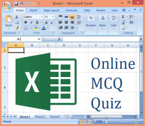 MS Excel MCQ Quiz – Set 01