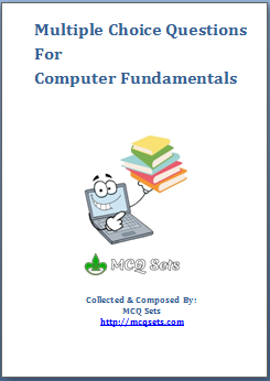 Computer Fundamental MCQ Bank Cover Page