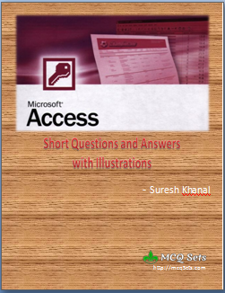 MS Access Short Questions & Answers