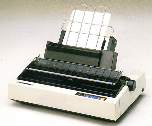 Daisy Wheel Printer