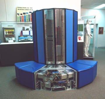 Super Computer Cray I